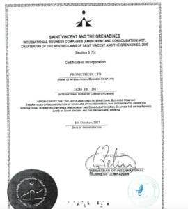 лицензия для работы на форекс